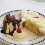 A Trio of Delectable Desserts