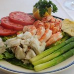 Fresh Cold Seafood Platter
