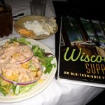 Sky Club Supper Club - Plover WI - World Famous Salad Bar and Brandy Old Fashioned