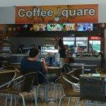 Café muito saboroso!
