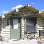 Cooke City's Elk Horn Lodge-billede