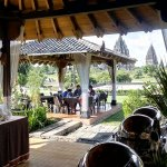 Pete Kong Birthday! With Joe Teo, Karen, Pete & Ann Singapore Spiritual & Archeological Java,Ind