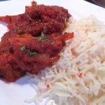 The Maharaja Bhuna special was very tasty (23/Jun/16).