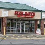 Five Guys, Ewing, NJ