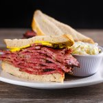 Classic Corned Beef sandwich