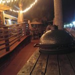 The best hangout in Pensacola area! And its cigar friendly.