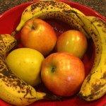 """Fresh""fruit at continental breakfast"