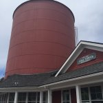 Historic landmark, the Coal Tower restaurant