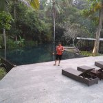 Main pool at Kayu Manis Ubud