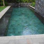 big, cozy private pool