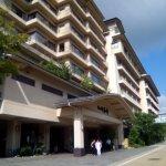 川沿いの旅館