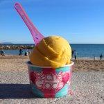 Crèmes glacées et sorbets plein fruits miam!
