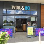 Wok & Go ready for the summer ... ☀️☀️