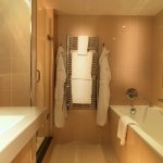 Executive Bathroom at Royal Garden Hotel London