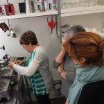 Become a Barista at Terzi Coffee School