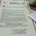 Foto de ''SOCRATES since 1908''