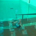 INdoor rheumatic pool