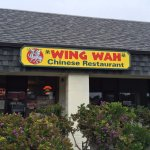 Wing Wah sign.