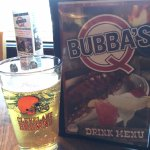 Bubba's BBQ serving up tasty food and beverages
