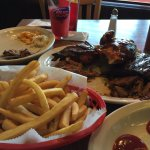 Bubba's BBQ serves mouthwatering BBQ Ribs and Chicken