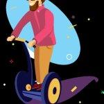 Výlety na vozítkách Segway