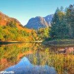 Loch Torren Autumn