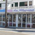 La Marina in the morning, June 2016