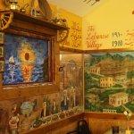 The Phoenician Restaurant -- interior
