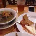 Beef soup from Cirebon