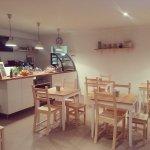 Cafetaria e sala de refeições