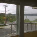 View of Saratoga Passage and Langley from room.