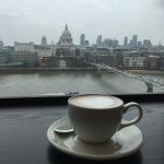 View From Tate Modern Restaurant