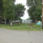 Photo de Mesa Campground