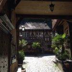 Posthof Bacharach Foto