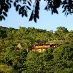 View of the Costa Rica Yoga Spa
