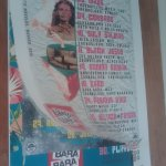 Bara Bara Puerto Morelos bar event calendar June 2016