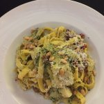 Amazing!!! Original Italian food and A real Al dente pasta!!!