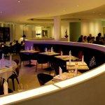 Eatzen Restaurant by night