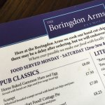 Boringdon Arms