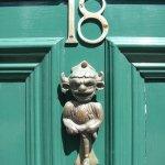 doorway Criccieth