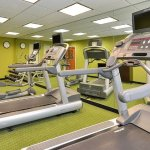 Fitness Center – Cardio Equipment