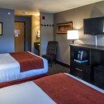 Breck Inn room
