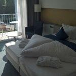 Foto de Hotel Yacht Wellness & Business Siófok