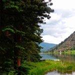 Vistado lago