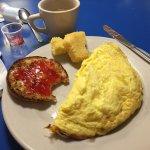 The Basic Omelette