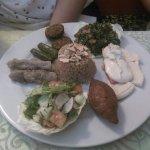Todos los platos estuvieron deliciosos