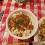 Spaetzle with gravy