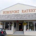 Homeport Eatery resmi