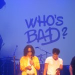 Who's Bad, Michael Jackson Tribute Band, Egyptian Theatre, Park City, Uta