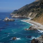 Eye popping views of the Big Sur coast